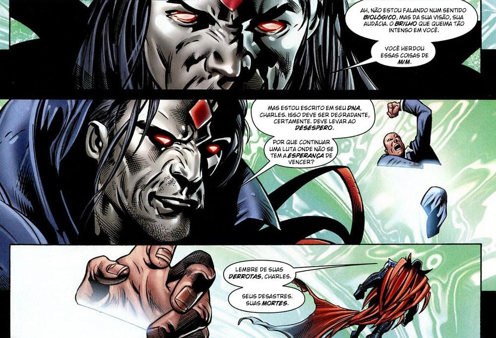 X-Men Legado Os Pecados do Pai 10