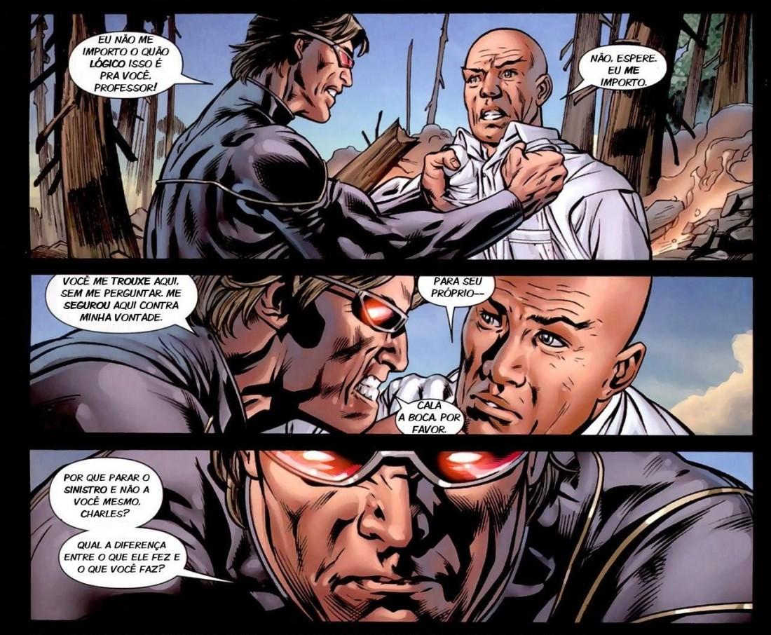 X-Men Legado Os Pecados do Pai 13