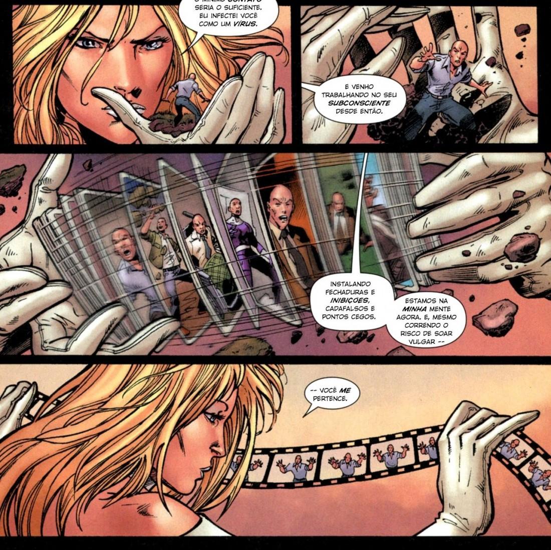 X-Men Legado Os Pecados do Pai 14