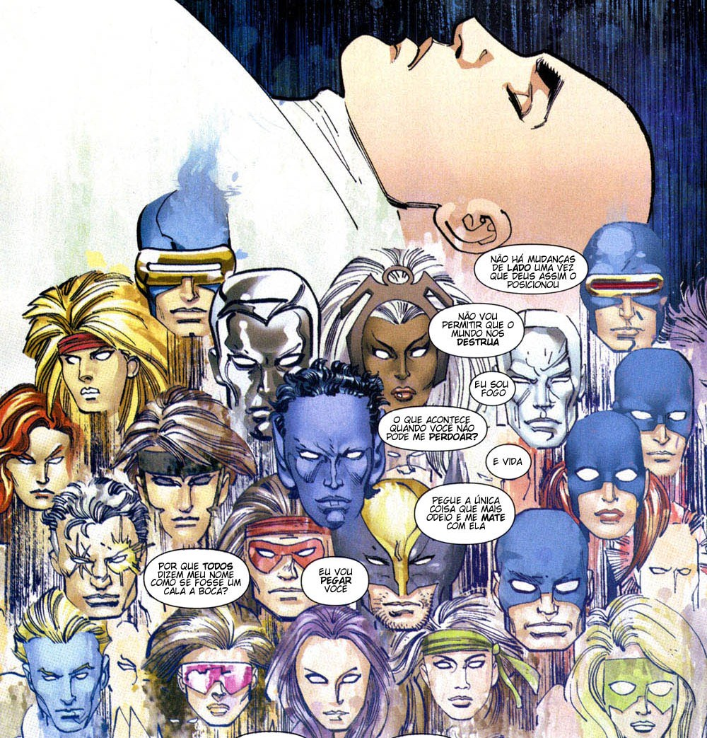 X-Men Legado Os Pecados do Pai 3