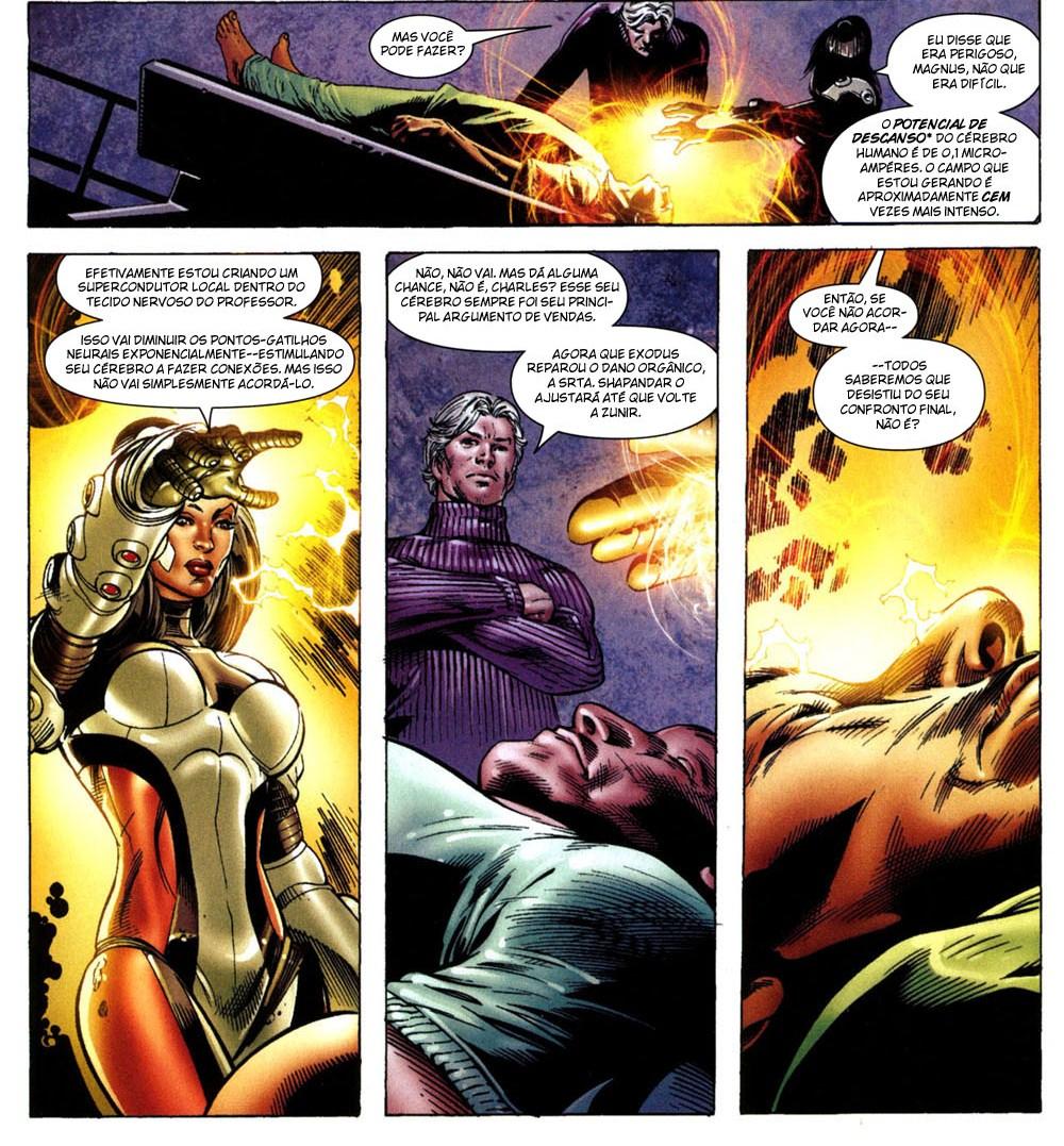 X-Men Legado Os Pecados do Pai 4