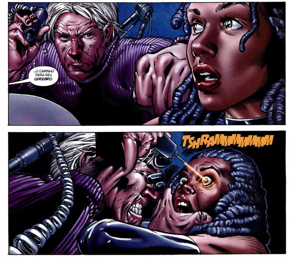 X-Men Legado Os Pecados do Pai 5
