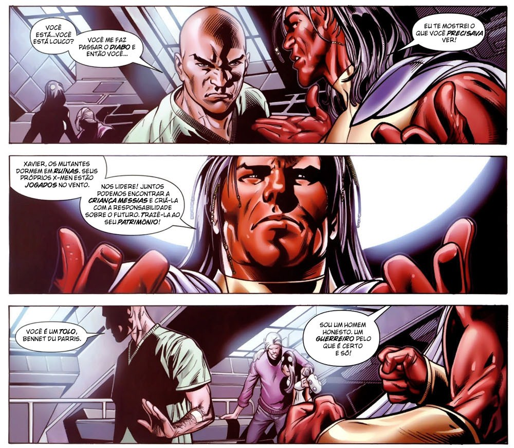 X-Men Legado Os Pecados do Pai 6