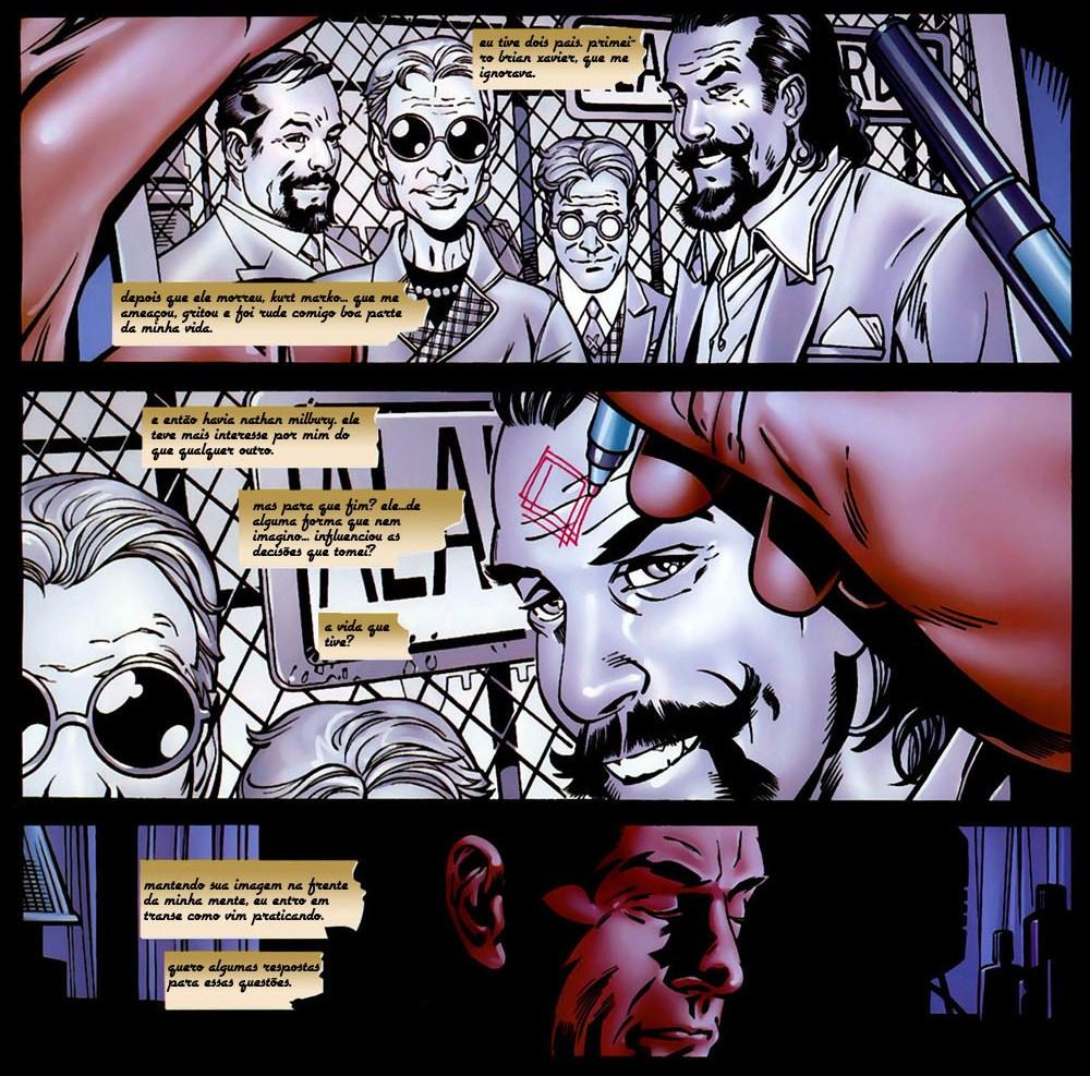 X-Men Legado Os Pecados do Pai 7