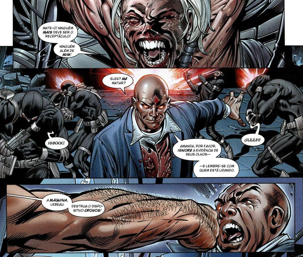X-Men Legado Os Pecados do Pai 9