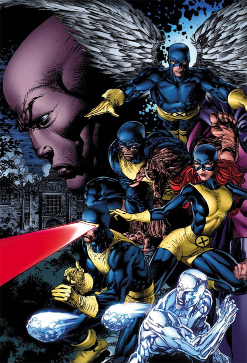 X-Men Legado Os Pecados do Pai Destaque