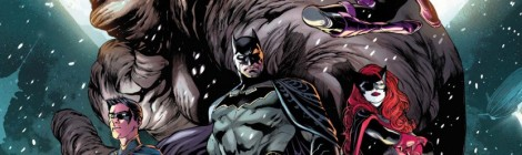[Especial] Detective Comics Rebirth: Ascensão dos Homens-Morcego!