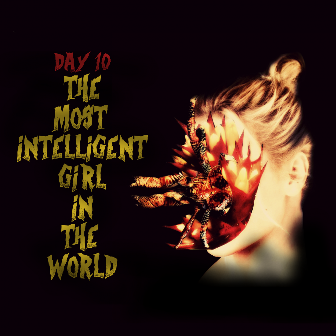 drawlloween-10-the-most-intelligent-girl-in-the-world