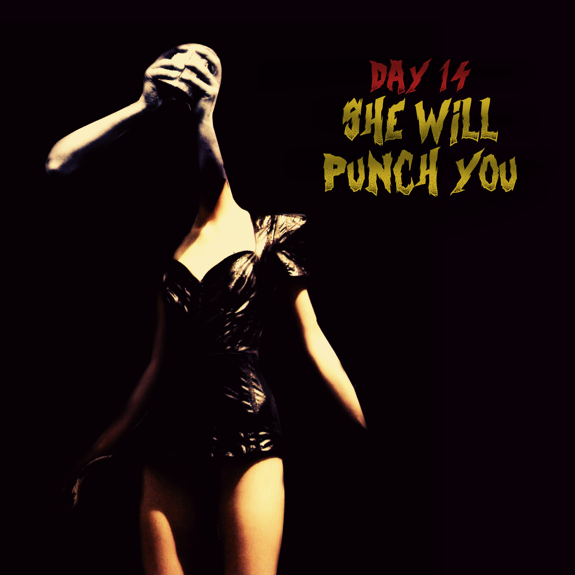 Dia 14: fisting é a sua profissão.