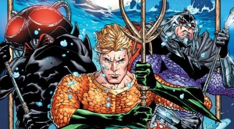 [Especial] Aquaman Rebirth: Atentado à Embaixada Atlante!