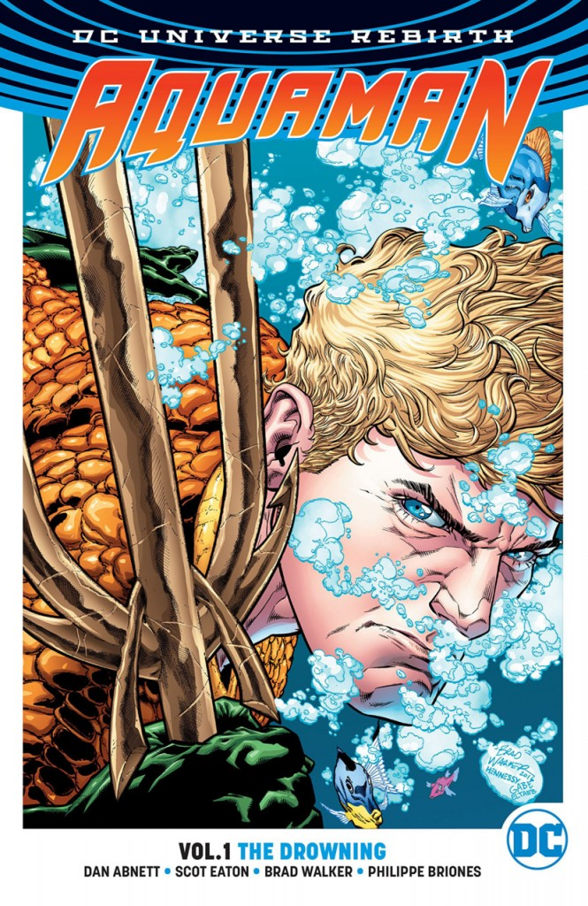 Aquaman Rebirth - Atentado à Embaixada Atlante Destaque 1