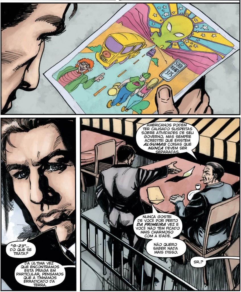 Arquivo X - Temporada 10 - O Retorno do Sindicato 1