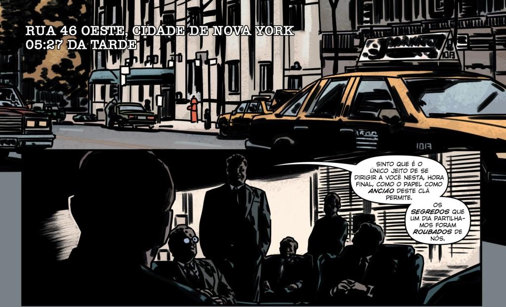 Arquivo X - Temporada 10 - O Retorno do Sindicato 3