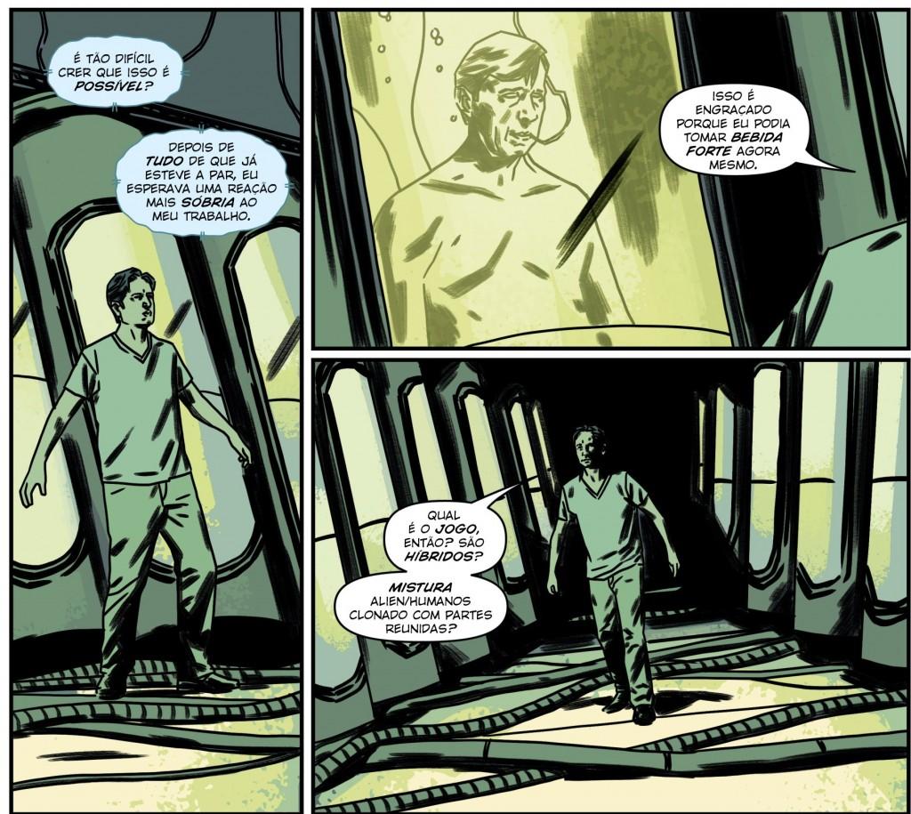 Arquivo X - Temporada 10 - O Retorno do Sindicato 4