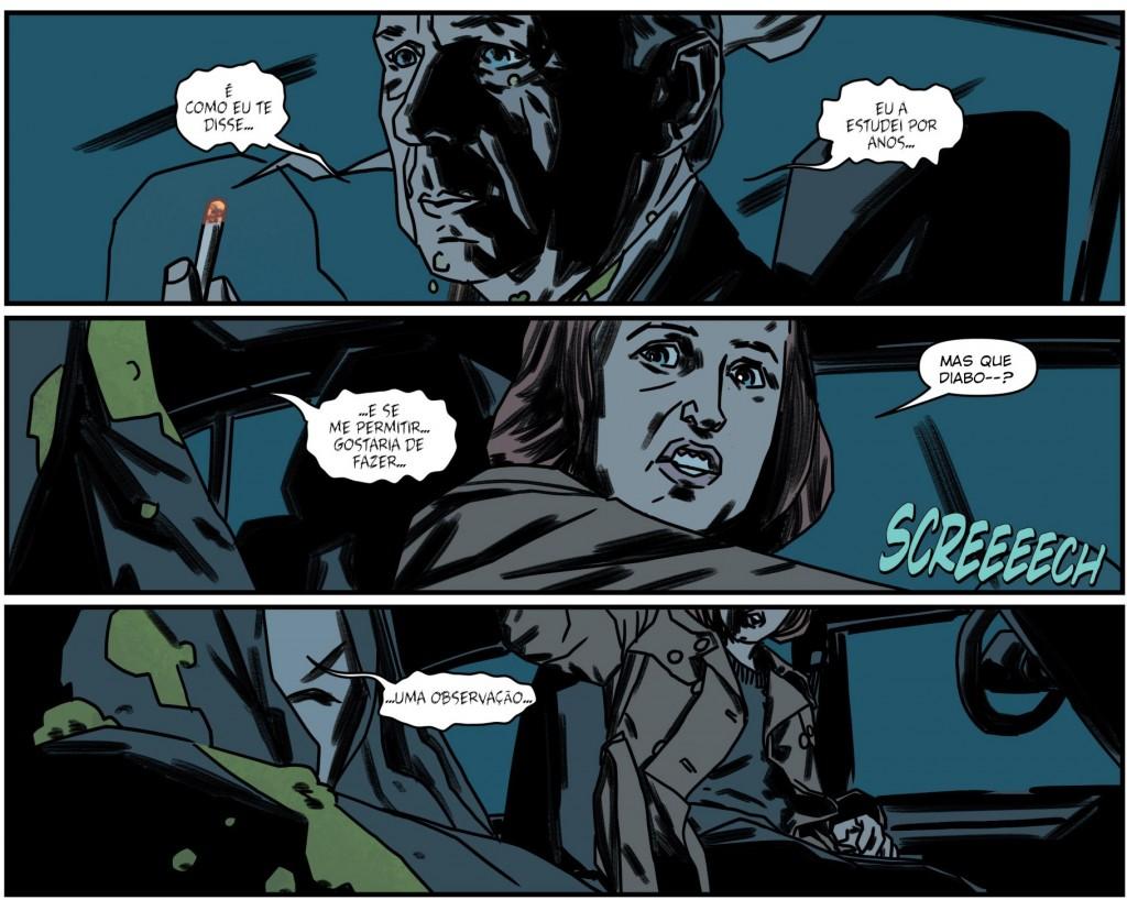 Arquivo X - Temporada 10 - O Retorno do Sindicato 6