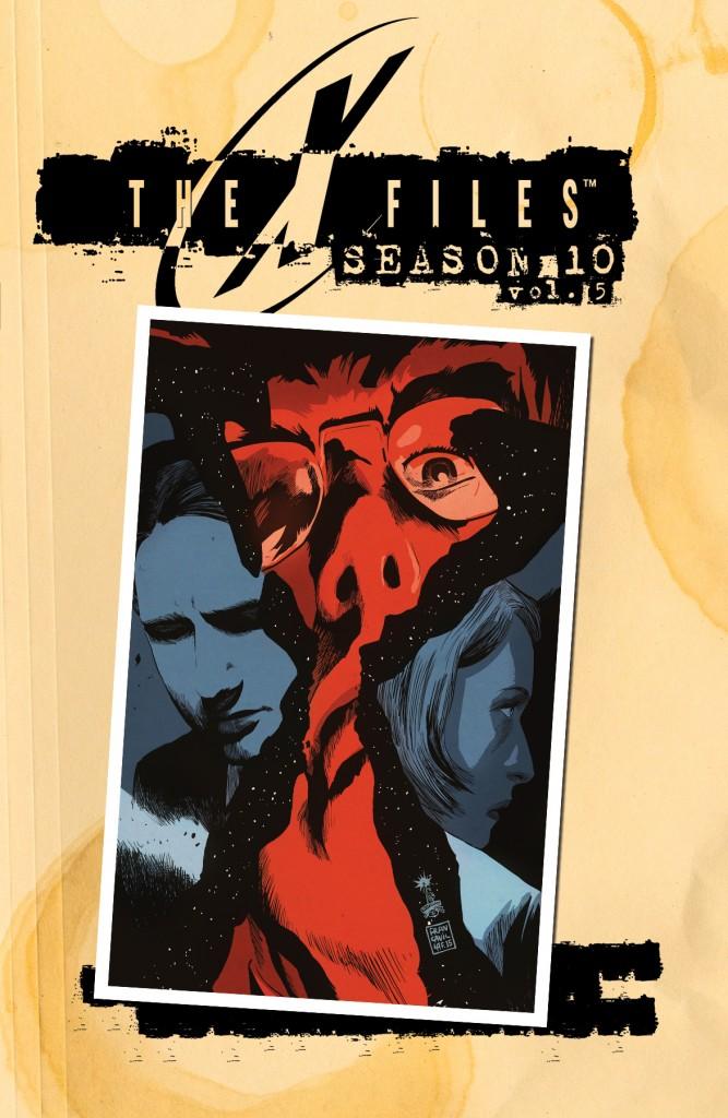 Arquivo X - Temporada 10 - O Retorno do Sindicato Destaque 1