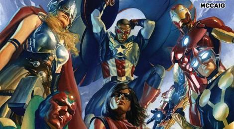[Especial] Novos e Diferentes Vingadores: Os 7 Magníficos!