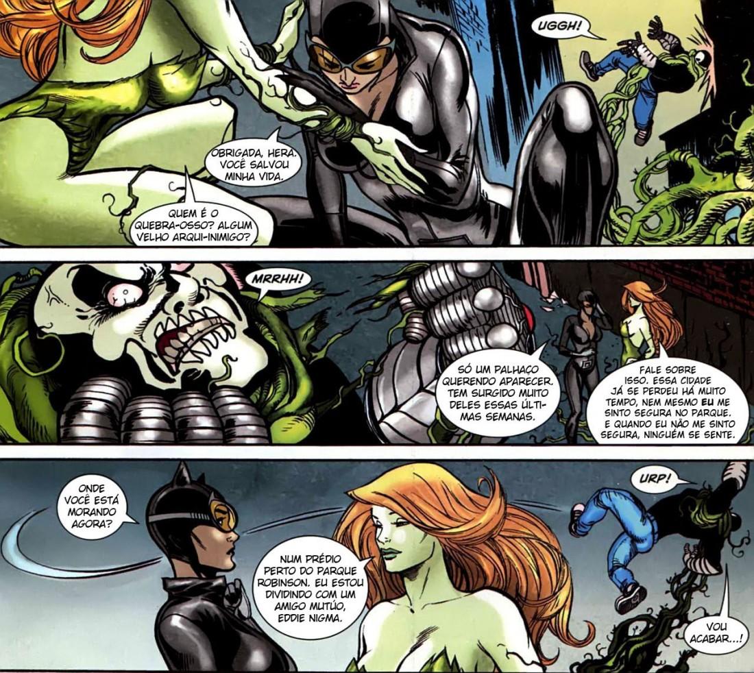 Sereias de Gotham Vol 1 - União Feminina 1
