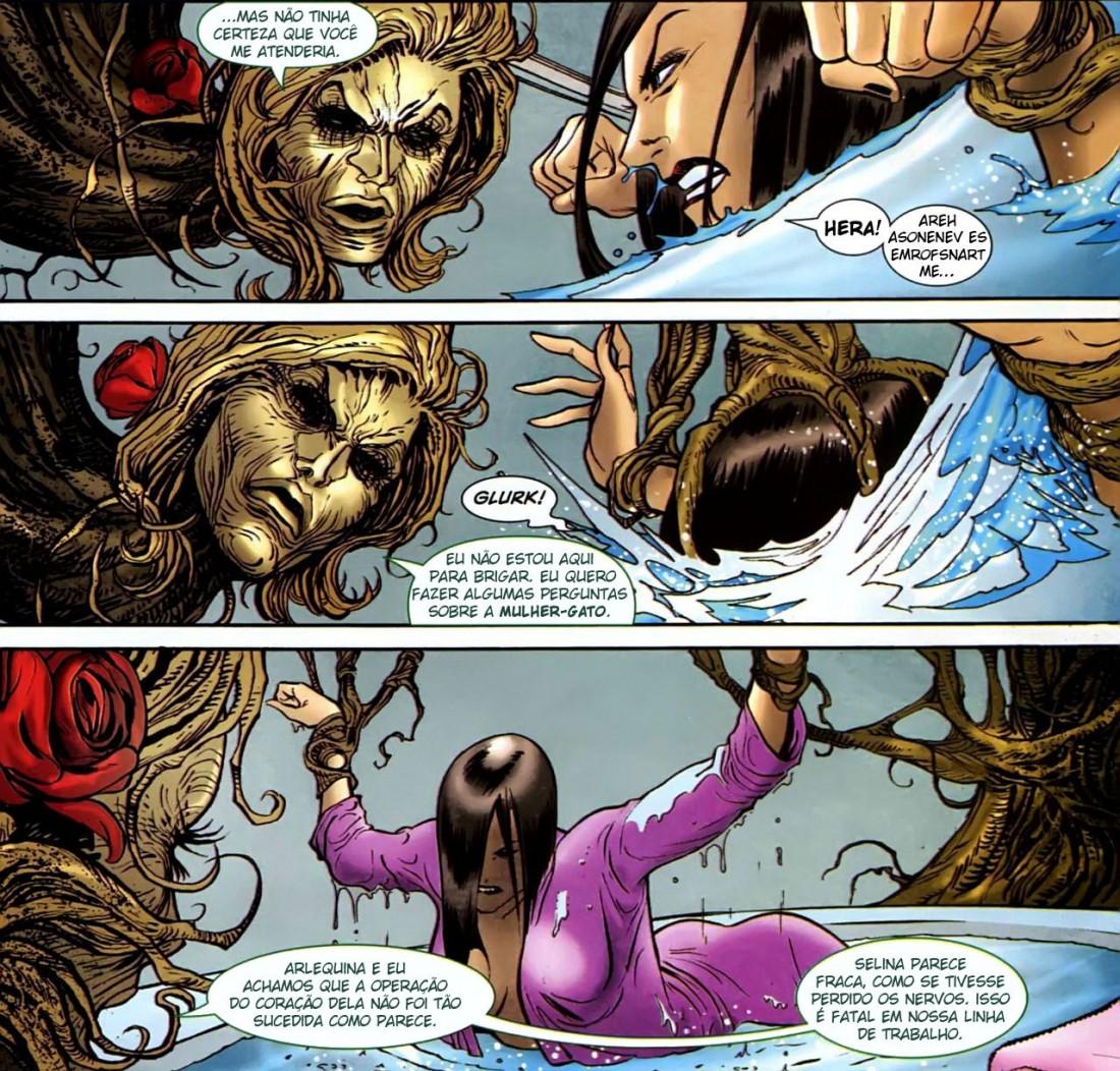 Sereias de Gotham Vol 1 - União Feminina 2
