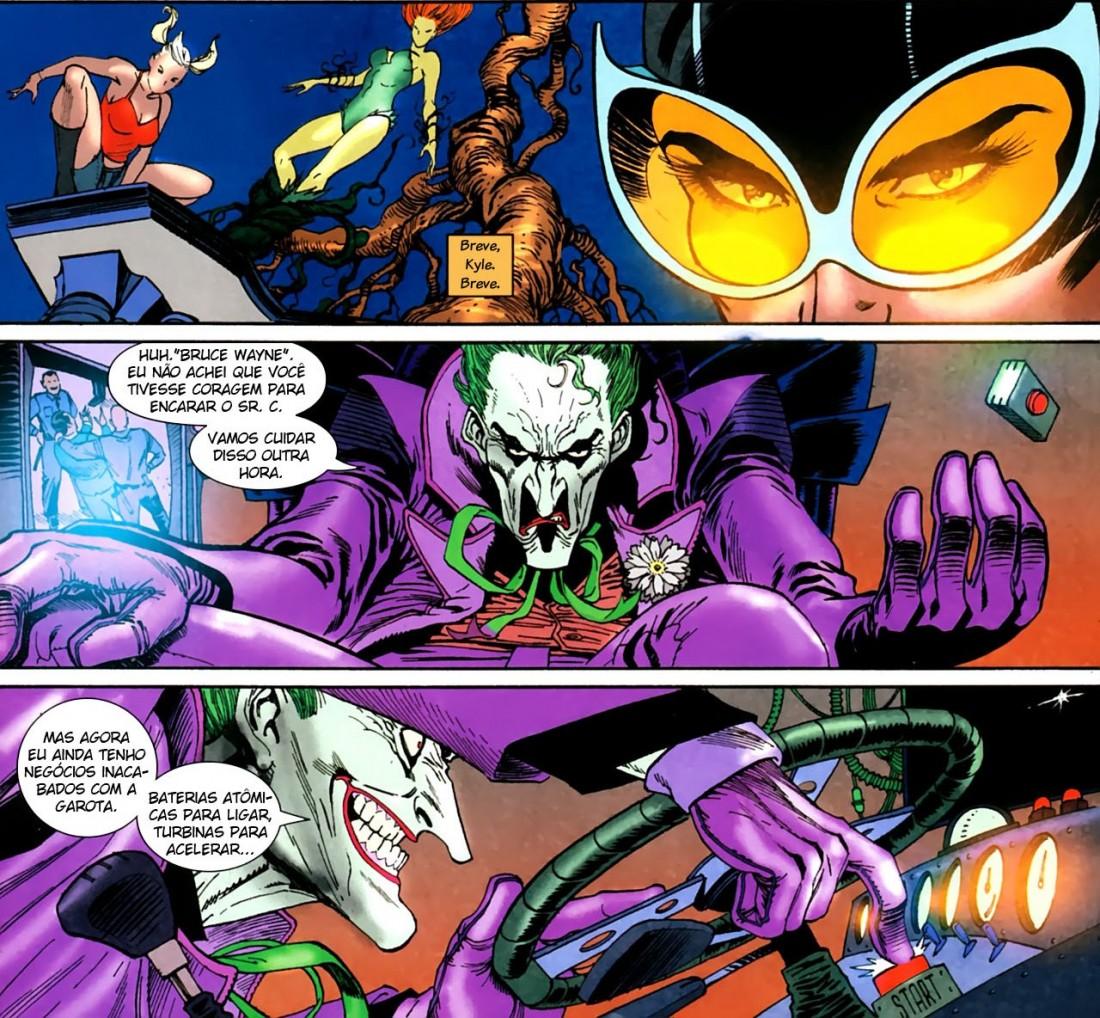 Sereias de Gotham Vol 1 - União Feminina 3