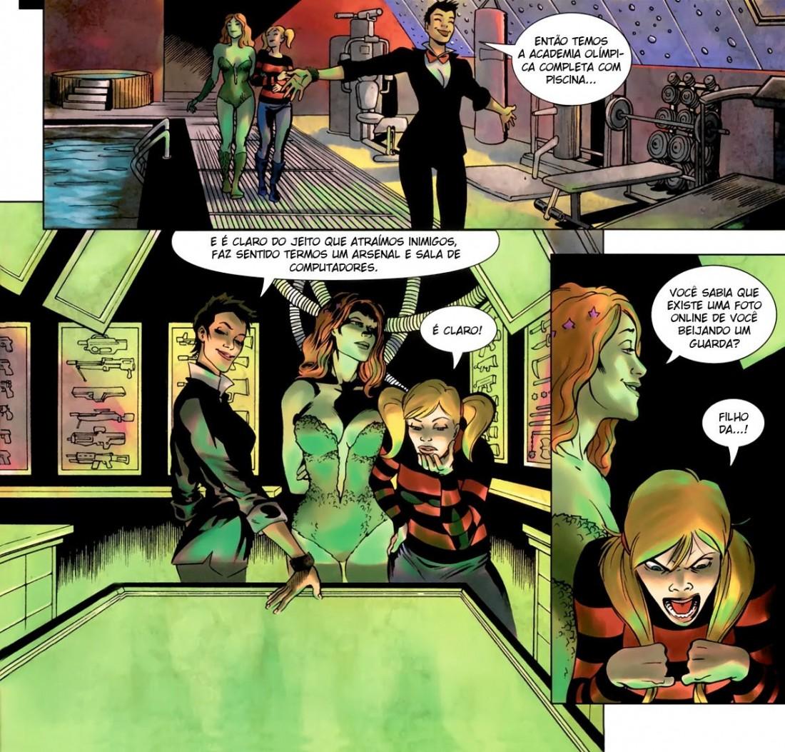 Sereias de Gotham Vol 1 - União Feminina 6