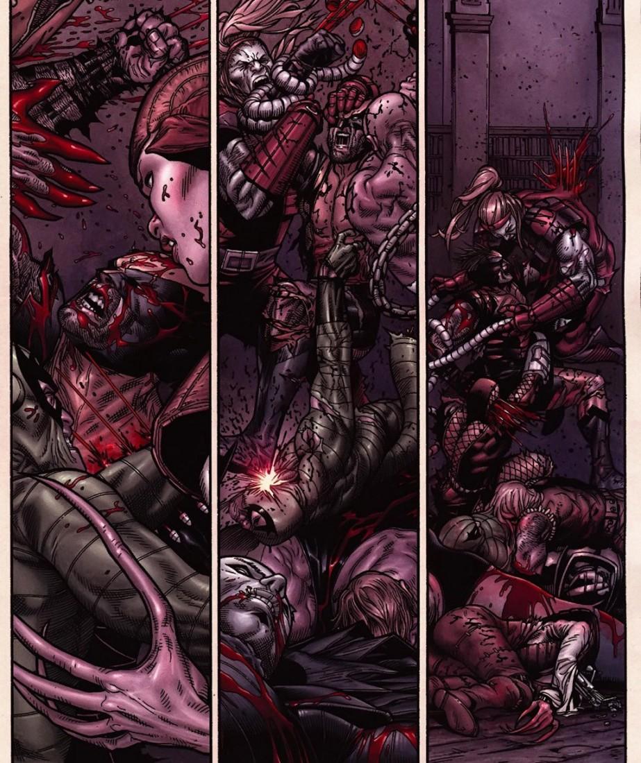 Wolverine - O Velho Logan 1