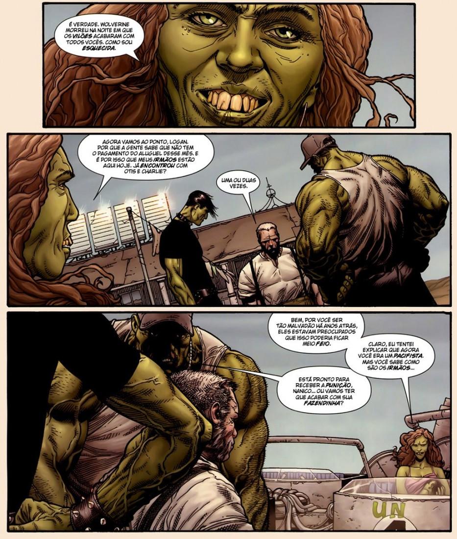 Wolverine - O Velho Logan 2