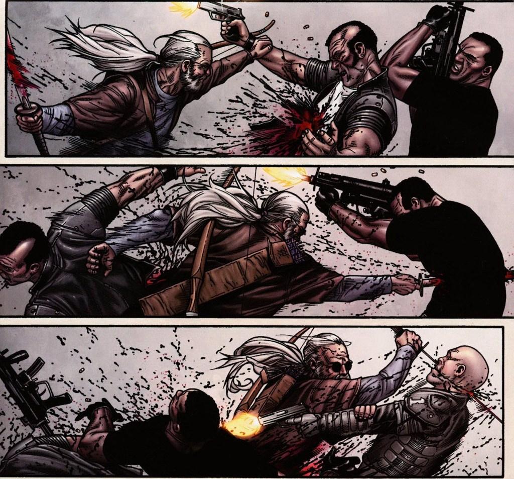 Wolverine - O Velho Logan 4