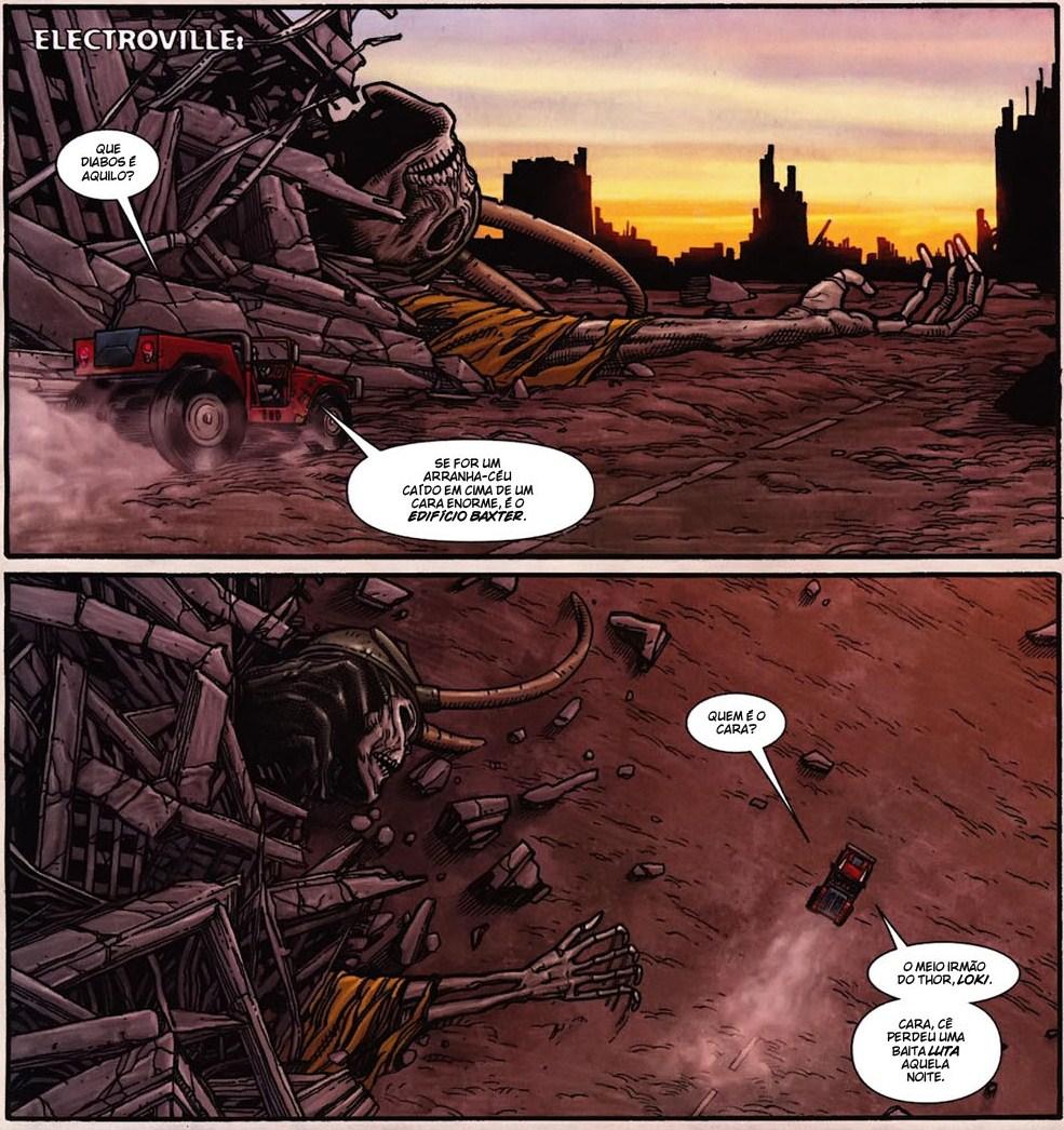 Wolverine - O Velho Logan 7