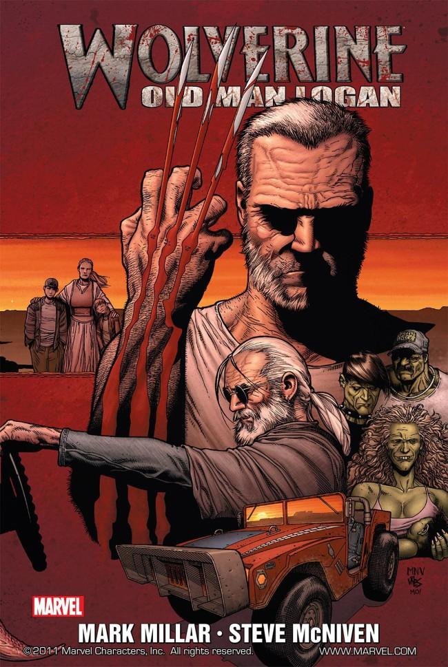 Wolverine - O Velho Logan Destaque 1