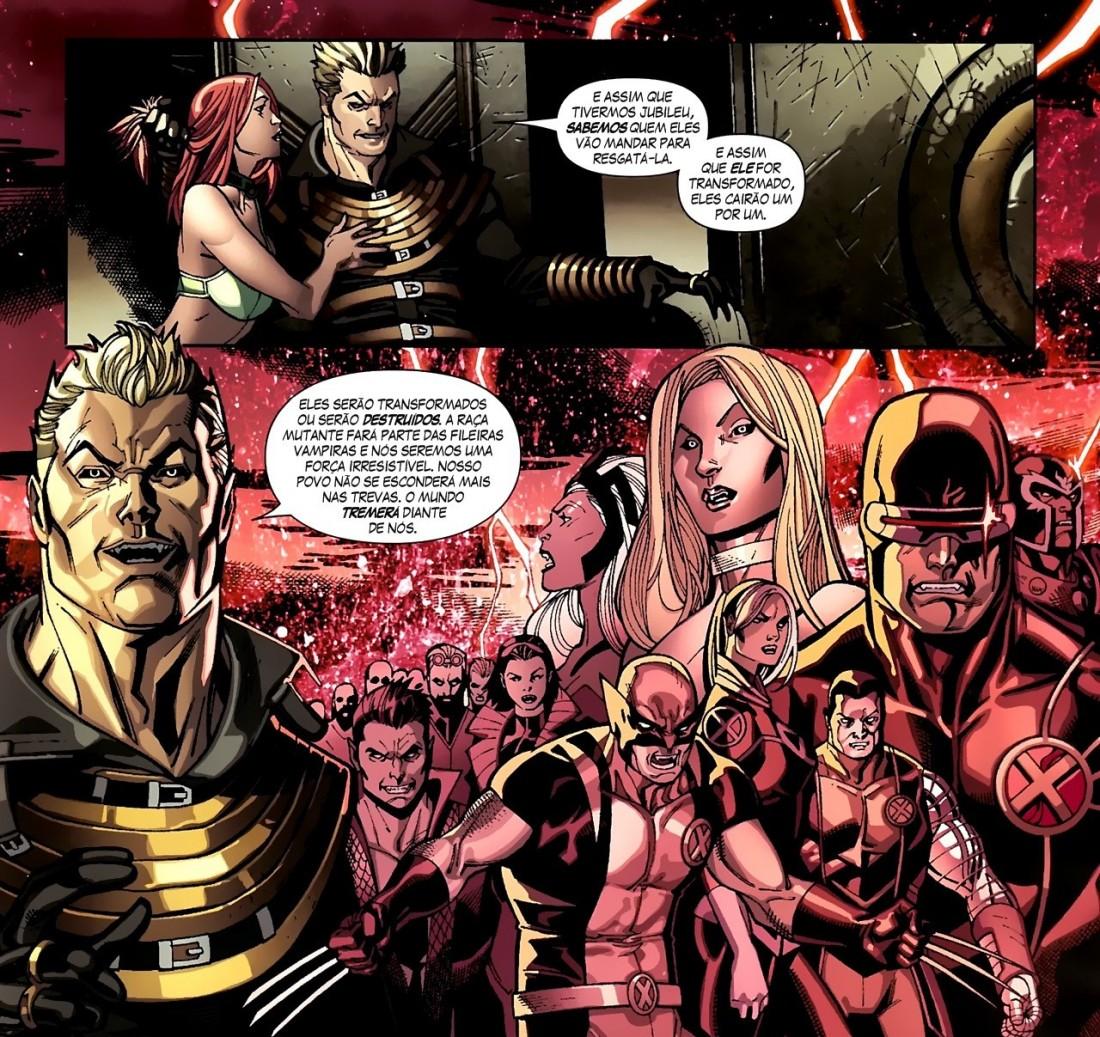 X-Men - Maldição dos Mutantes 1