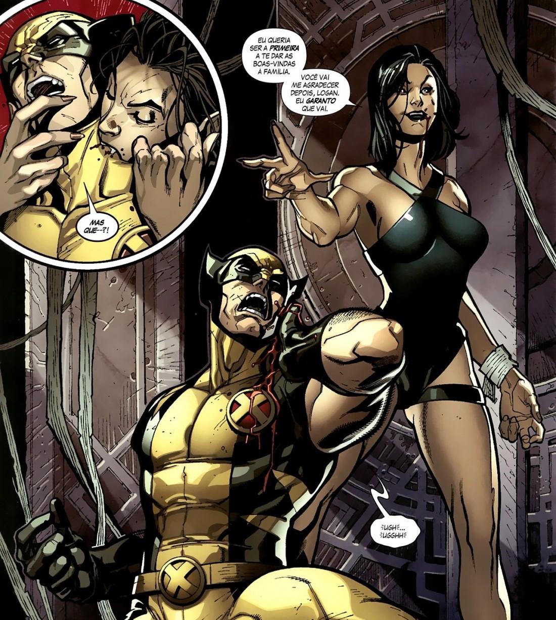 X-Men - Maldição dos Mutantes 3