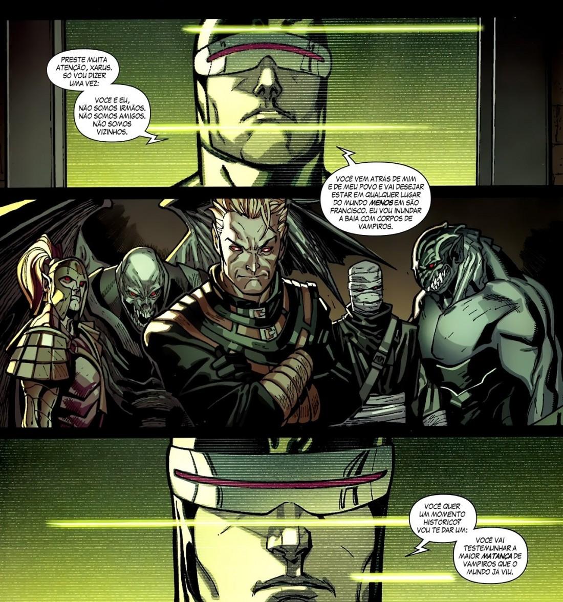 X-Men - Maldição dos Mutantes 4