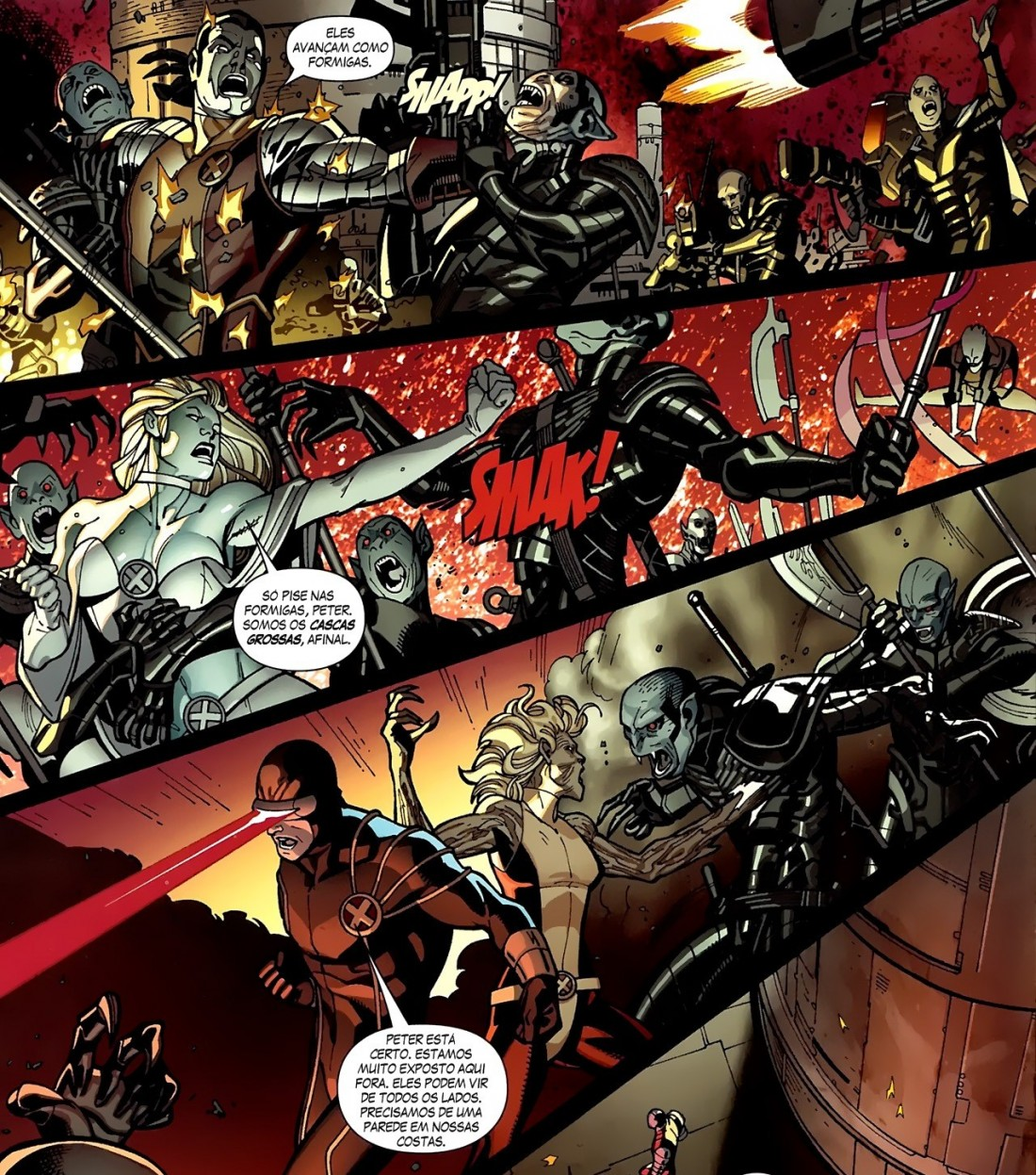 X-Men - Maldição dos Mutantes 5