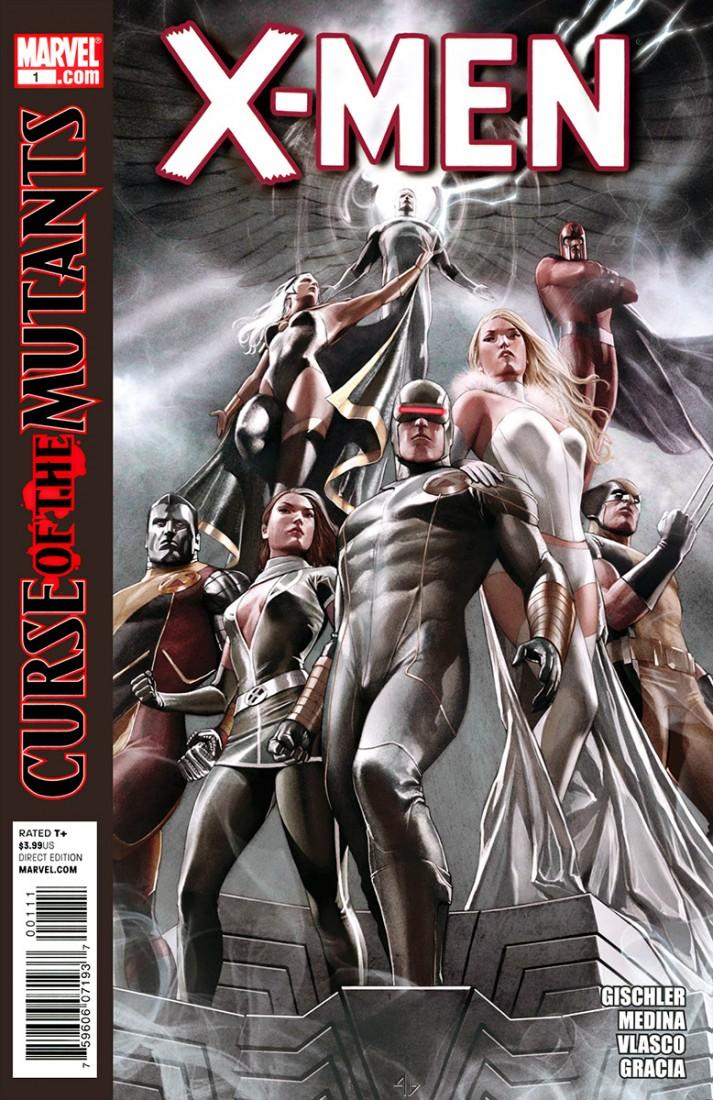 X-Men - Maldição dos Mutantes Destaque 2