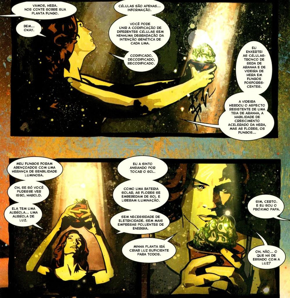 Batman & Hera Venenosa - Nas Sombras 1