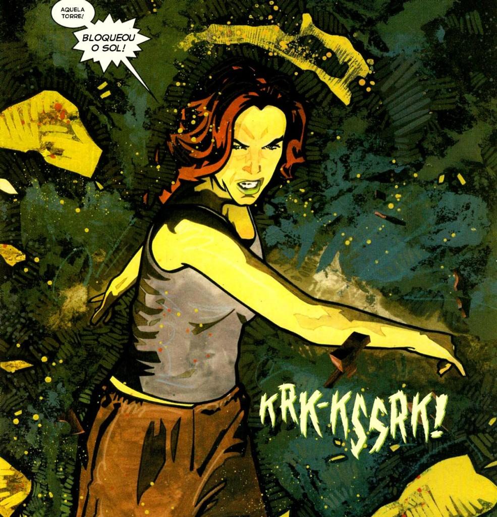 Batman & Hera Venenosa - Nas Sombras 2