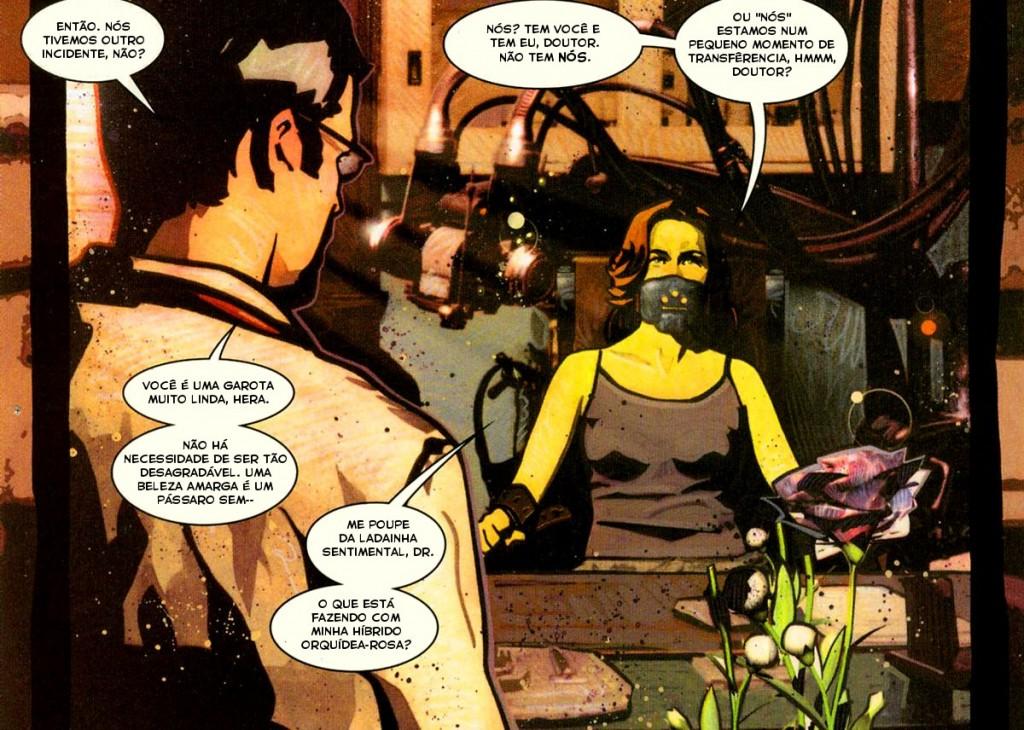 Batman & Hera Venenosa - Nas Sombras 3