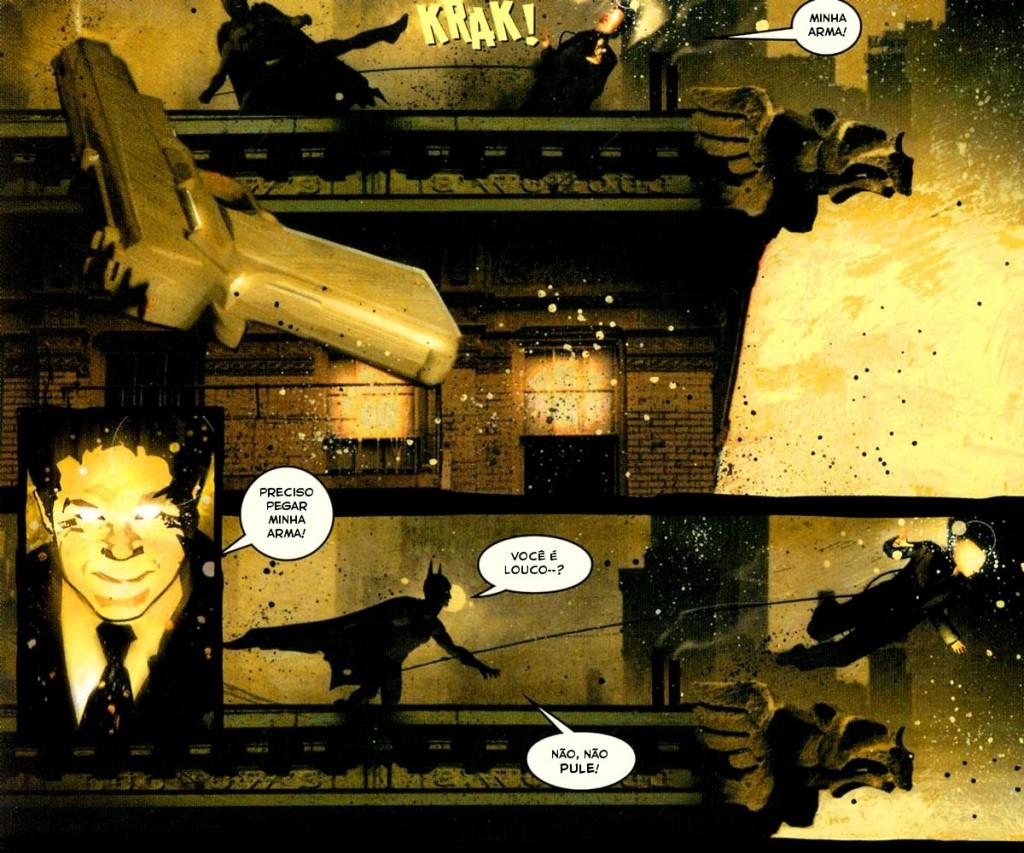 Batman & Hera Venenosa - Nas Sombras 4