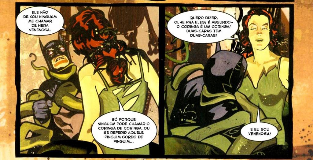 Batman & Hera Venenosa - Nas Sombras 6
