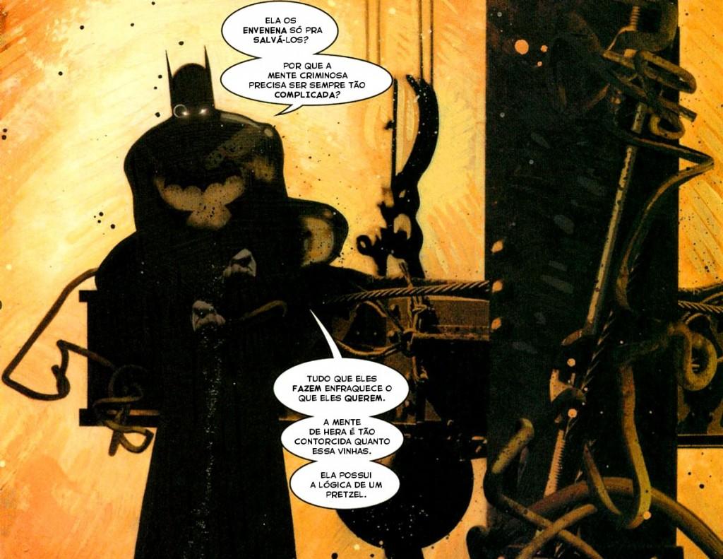 Batman & Hera Venenosa - Nas Sombras 7