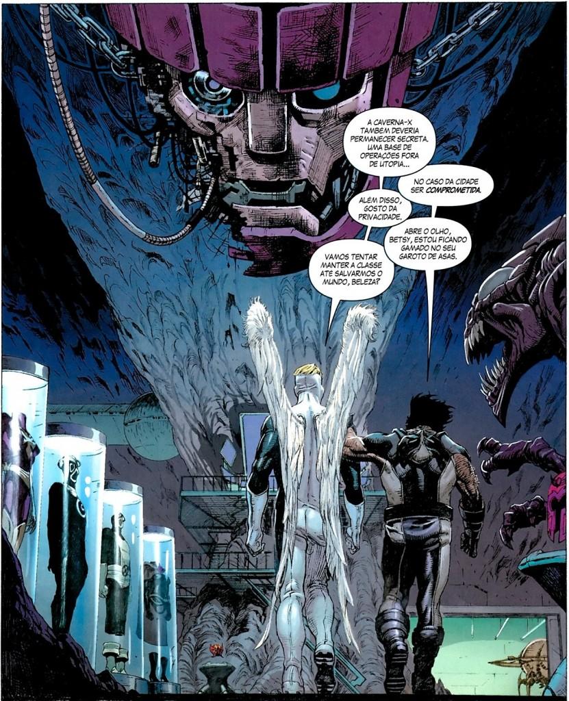 Fabulosa X-Force - Solução Apocalíptica e Nação Deathlock 2