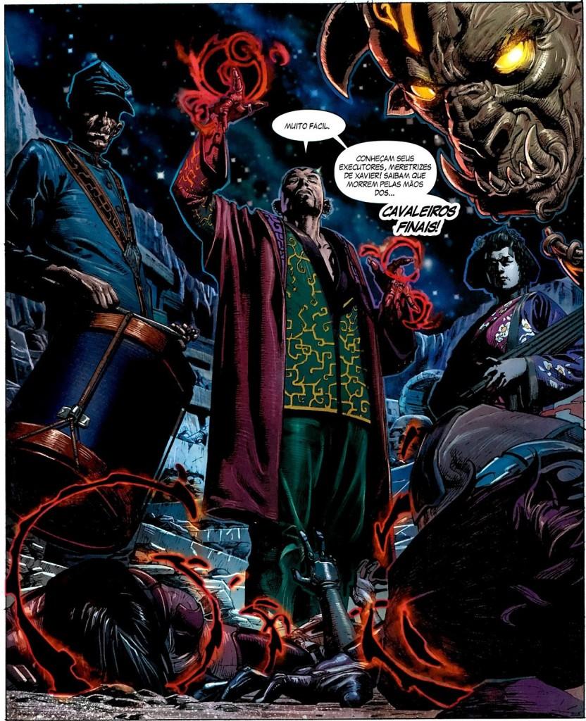 Fabulosa X-Force - Solução Apocalíptica e Nação Deathlock 3