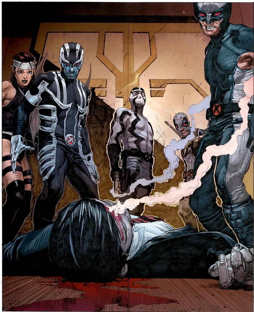 Fabulosa X-Force - Solução Apocalíptica e Nação Deathlock 4