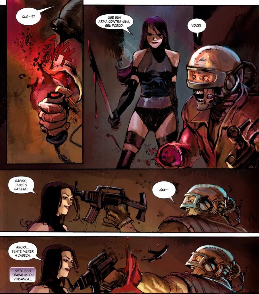 Fabulosa X-Force - Solução Apocalíptica e Nação Deathlock 5