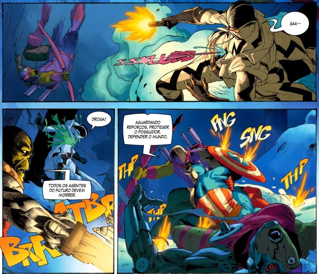 Fabulosa X-Force - Solução Apocalíptica e Nação Deathlock 6