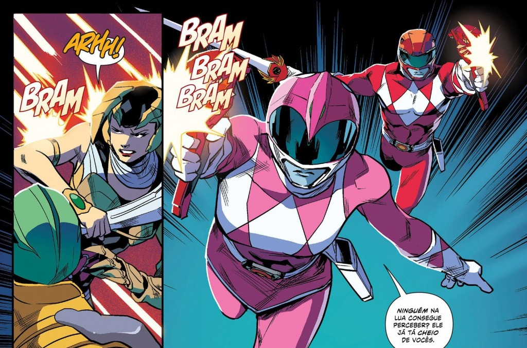 Mighty Morphin Power Rangers Volume 1 5
