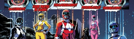 [Especial] Mighty Morphin Power Rangers Vol. 1: Ranger Verde - Ano Um!