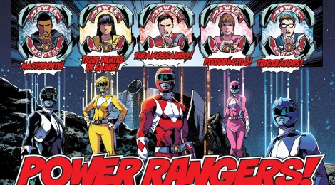 [Especial] Mighty Morphin Power Rangers Vol. 1: A Volta do Ranger Verde!