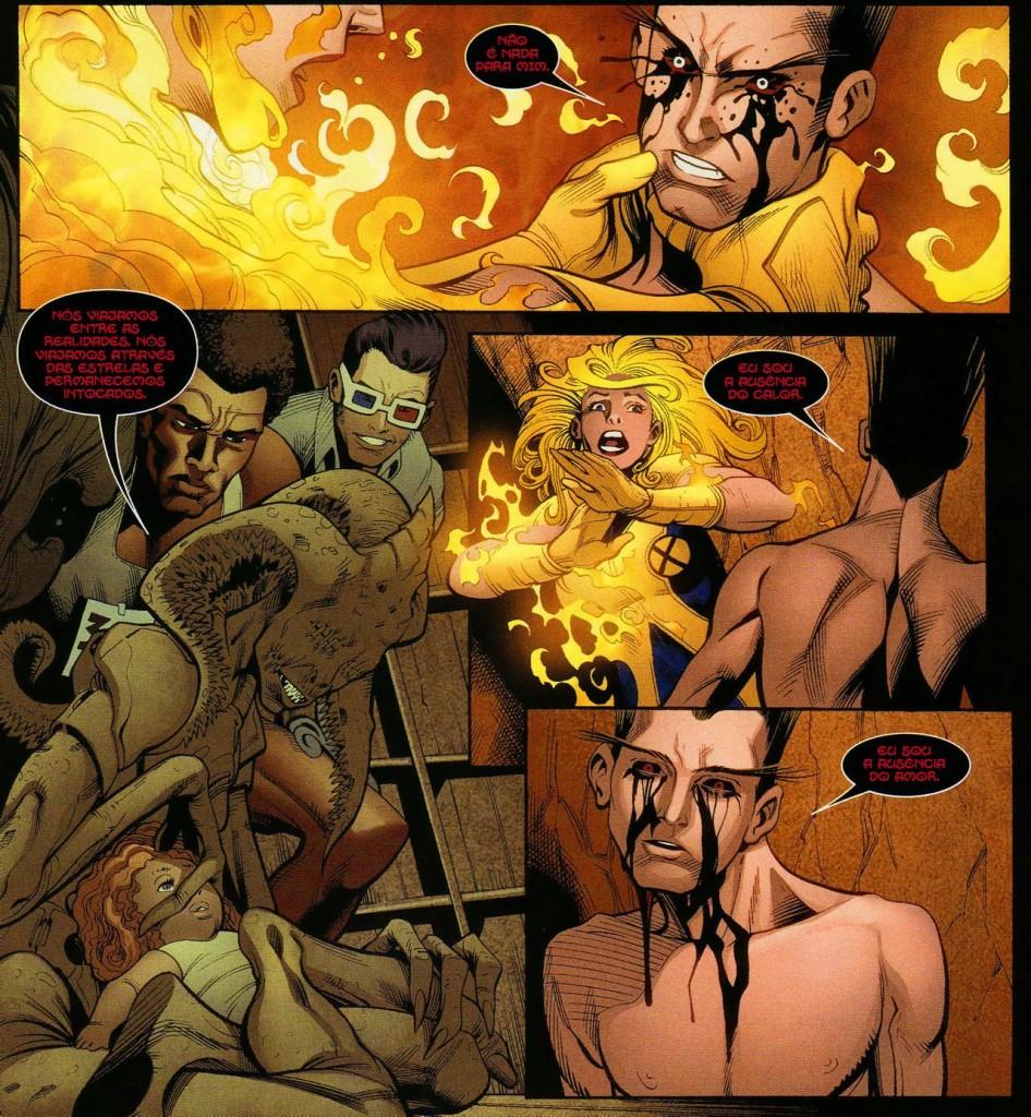 Novos Mutantes - Retorno de Legião e Necrosha 4